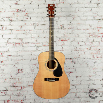 Yamaha F1HC Solid Top Acoustic Guitar Natural x528W
