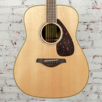 Yamaha FG830 Acoustic Guitar Natural x1785
