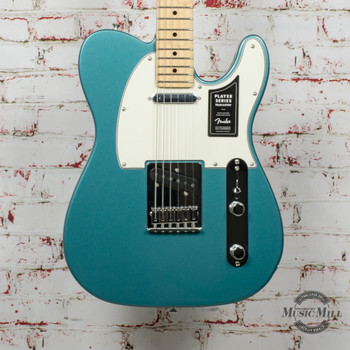 Fender Player Telecaster Electric Guitar Tidepool x3546