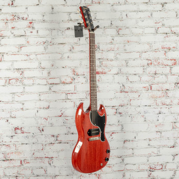 Gibson SG Junior Electric Guitar Vintage Cherry x0326