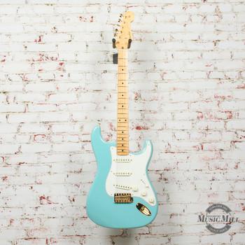 Fender Custom Shop S19 LTD '59 Strat NOS GH MN Daphne Blue x7271