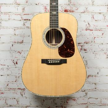 Martin D-41 Dreadnaught Acoustic Guitar Natural x2723