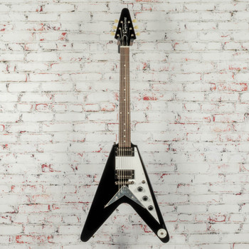 Epiphone Flying V Electric Guitar Ebony x5750