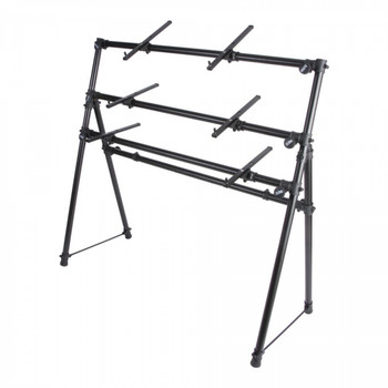On-Stage KS7903 Three-Tier A-Frame Keyboard Stand