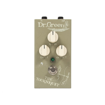 Dr. Green Tourniquet Compressor Pedal (USED) x9688