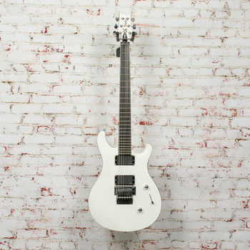 PRS SE Torero Electric Guitar Jet White x0799 (USED)