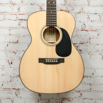 Recording King Tonewood Reserve Series RO-318 All-Solid 000 Acoustic Guitar Natural x0546