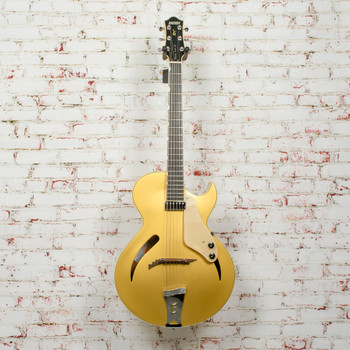 Gretsch Historic Series G3967 Hollow-Body Electric Guitar Gold x3303 (USED)
