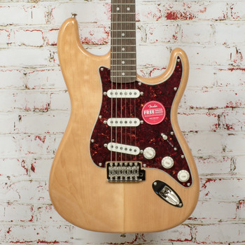 Squier Classic Vibe 70's Stratocaster Electric Guitar Natural (DEMO) xICS19324938
