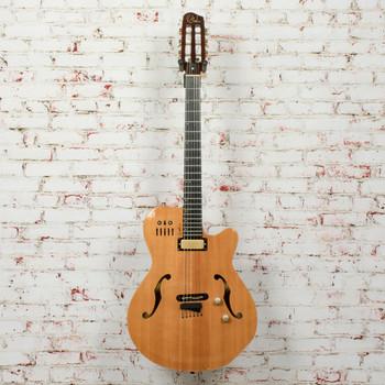 Godin Multiac Jazz SA Natural Electric Guitar (USED) x5252