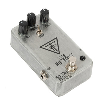 Pro Tone Pedals COR Mid Boost Pedal (USED) x0740