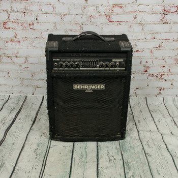 Behringer BXL1800 Bass Combo Amp (USED) x0365