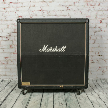 Marshall JCM800 1960A 4x12 Cabinet (USED) x0764