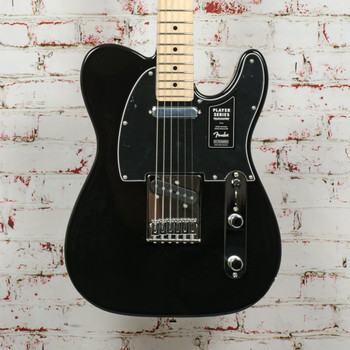 Fender Player Telecaster®, Maple Fingerboard, Black x2161