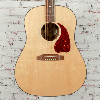 Gibson G-45 Standard Walnut Acoustic/Electric Guitar Antique Natural x0068