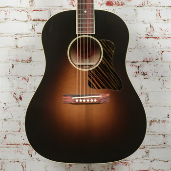 Gibson 1934 Jumbo Acoustic Guitar - Vintage Sunburst x0002