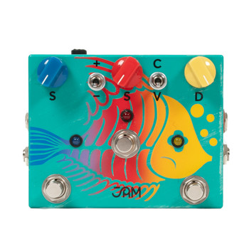JAM Pedals Ripply Fall Chorus/Phaser Pedal (USED) x0723