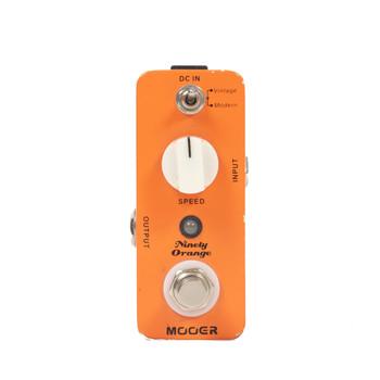 Mooer Ninety Orange Phaser Guitar Effects Pedal (USED) x0770