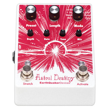 EarthQuaker Devices Astral Destiny Octave Reverb