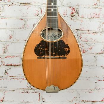 WM Stahl 1930's Milwaukee A-Style Mandolin (USED) x9553