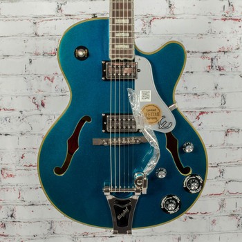 Epiphone Limited Edition Emperor Swingster Royale Blue NOS