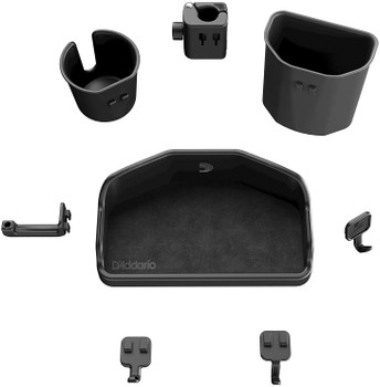 D'Addario Mic Stand Accessory System - Starter Kit (PW-MSASSK-01)