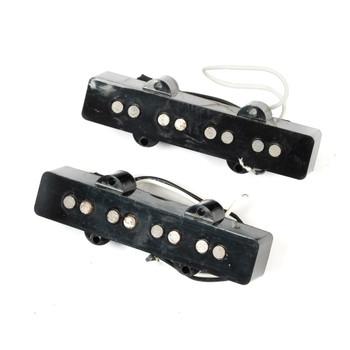 Fender American Standard Jazz Bass Pickup Set Black (USED) x0885