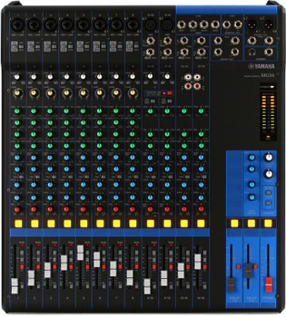 Yamaha MG16 16-channel Analog Mixer