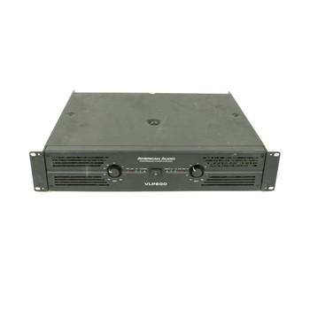 American Audio VLP600 Power Amp Rackmount (USED) x0887