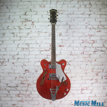 1976 Gretsch 7660 Chet Atkins Nashville Electric Guitar Autumn Red