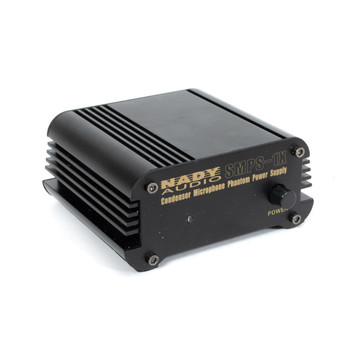 Nady SMPS-1X Phantom Power Supply (USED) xPS1X