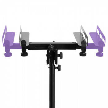 On-Stage Stands MIX-400 Mobile Equipment Stand