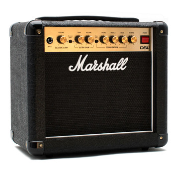 "Marshall Amps DSL1C 1x8"" Guitar Combo Amplifier"