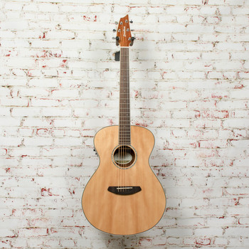 Breedlove Pursuit Exotic Concert E Acoustic Electric Guitar, Sitka-Koa (USED) x9644 (USED)
