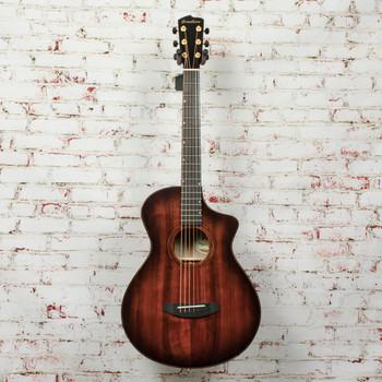 Breedlove Oregon Concertina CE Limited Edition Myrtlewood Acoustic/Electric Guitar Sunset Burst x6066