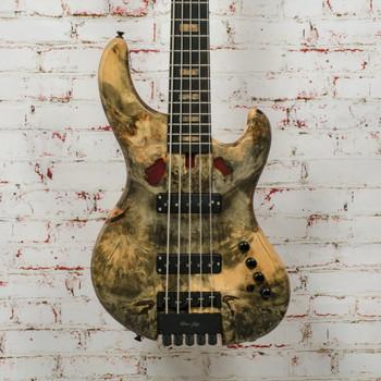 Maurzio Uber 5 5-String Bass (USED) x5011