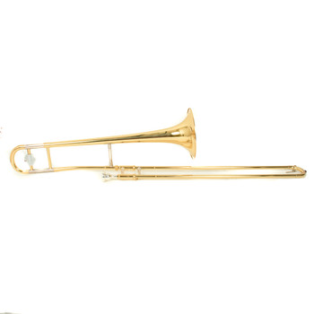Yamaha YSL-354 Student Trombone Lacquered Brass (USED) x1512