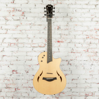 Taylor T5z Classic - Spruce Hybrid Acoustic/Electric Guitar Natural x0066