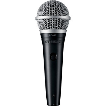 Shure PGA48-LC Vocal Microphone