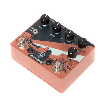 Walrus Audio Monument Harmonic Tap Tremolo V1 Pedal x1036 (USED)