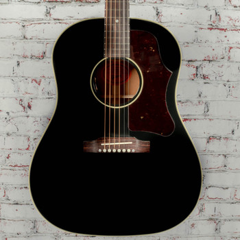 Gibson 50s J-45 Original Acoustic Guitar Ebony x1102