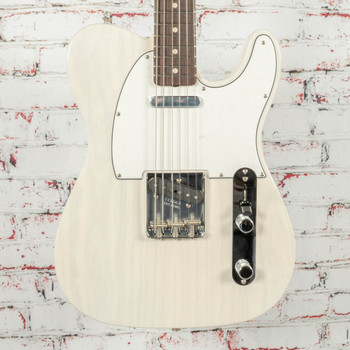 Fender S19 LTD 63 Telecaster Electric Guitar White Blonde NOS x9115