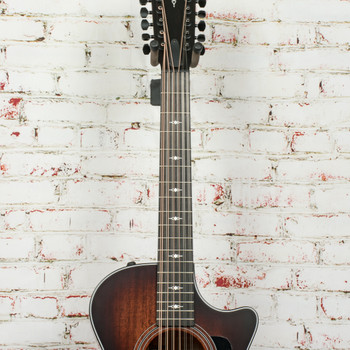 Taylor 362ce V-class Acoustic/Electric Guitar Shaded Edge Burst x1101