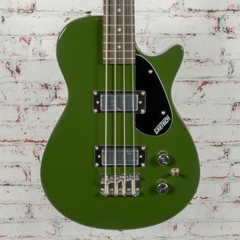 Grestch G2220 Junior Jet Bass II Torino Green x0932