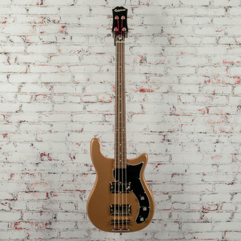 Epiphone Embassy Bass Smoked Almond Metallic x2320