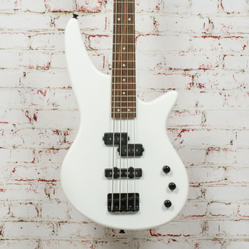 Jackson JS Series Spectra Bass JS2 Snow White x8569