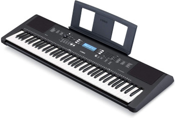Yamaha PSR-EW310 76-key Portable Keyboard (power adapter sold separately)