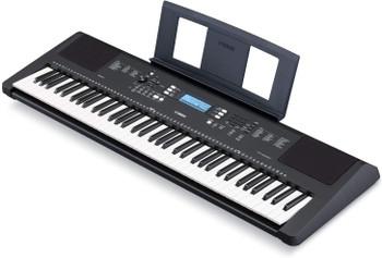 Yamaha PSR-EW310 76-key Portable Keyboard (power adapter sold separately)
