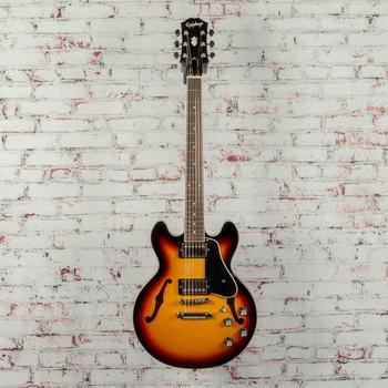 Epiphone ES-339 Hollowbody Electric Guitar Vintage Sunburst x9096