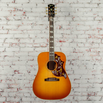 Gibson Hummingbird Original Acoustic/Electric Guitar Heritage Cherry Sunburst x1089